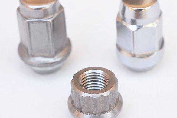 Katech Titanium Lug Nuts