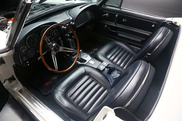 1966 Corvette Dream Giveaway