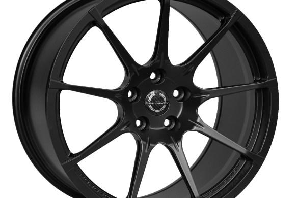 Callaway Corvette C8 Wheel in Satin Black