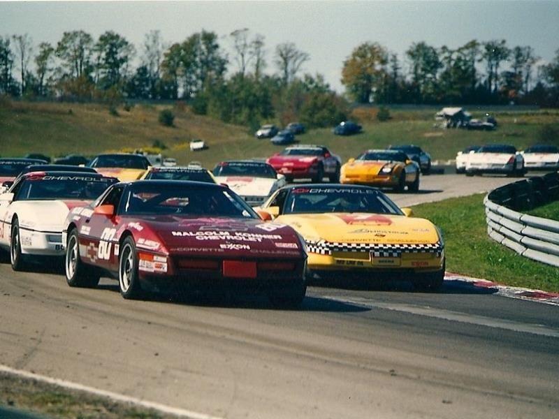 Corvette Challenge