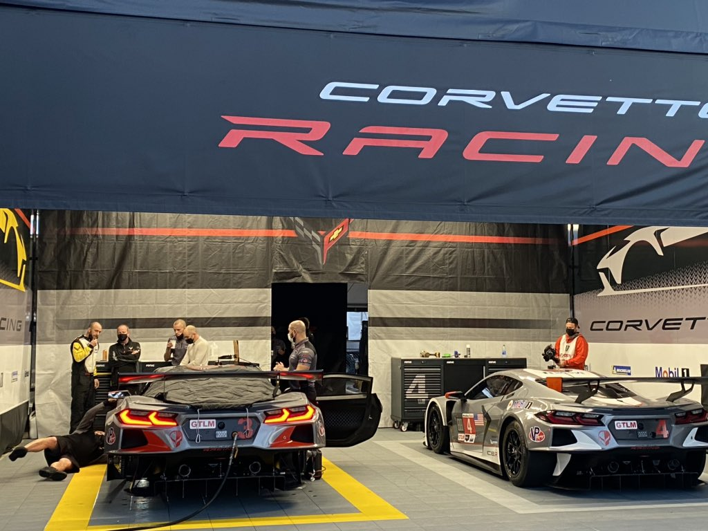 Photo: Corvette Racing - Twitter