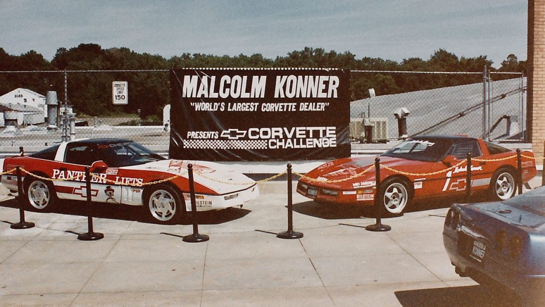 Malcolm Konner Chevrolet and the Corvette Challenge