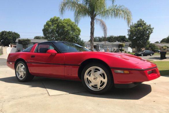 1989 Corvette 1G1YY2185K5111671