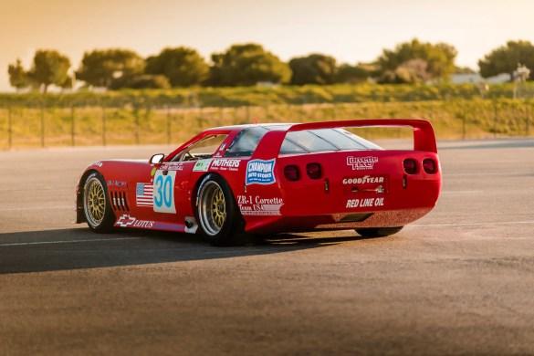 1995 Corvette ZR-1 - 24 Hours of Le Mans GT1 Car