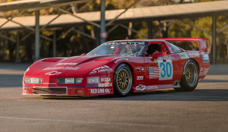 1995 Corvette ZR-1 GT1 Le Mans Car