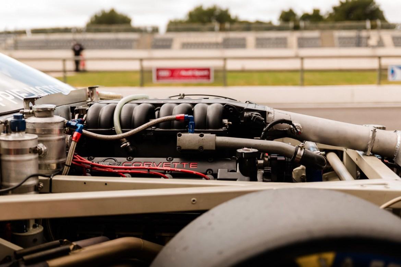 Black Widow LT5 Engine that powers the 1995 Corvette ZR-1 Le Mans GT1 Car
