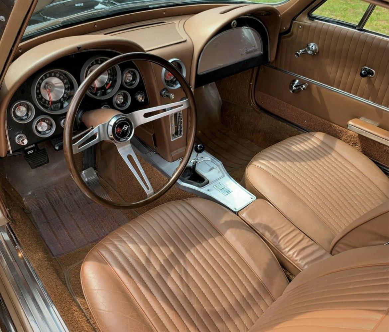 [EBAY] The Very Last 1963 Corvette Split-Window Coupe Built is For Sale