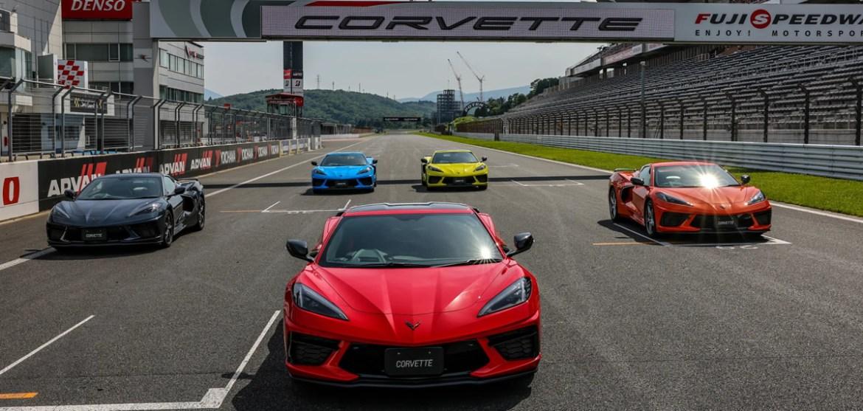 2022 Corvette in Australia