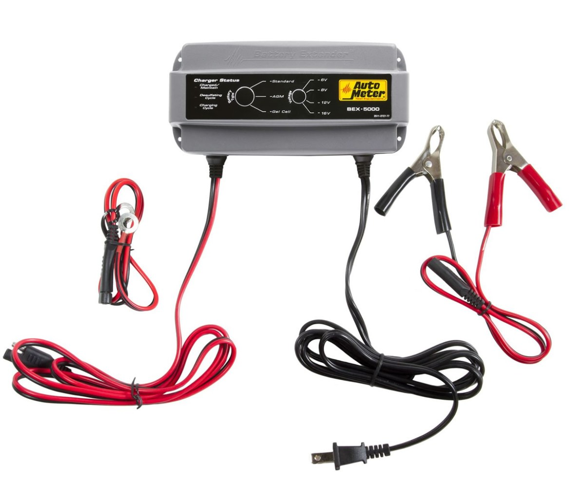 Auto Meter Bex 5000 Battery Charger