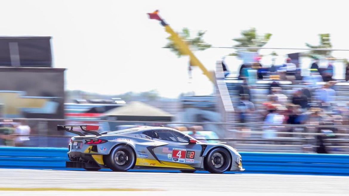 Tommy Milner, Nick Tandy Win Michelin GT Challenge At VIR