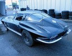 Information Wanted on Barn Found Mystery 1963 Corvette Split-Window Coupe