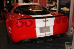 SEMA 2011: Ron Fellows and his Hall of Fame Corvette Z06 Tribute