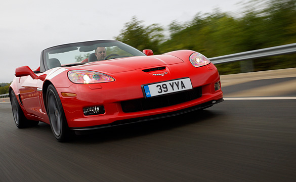 Chevy To Celebrate 60 Years of Corvette at the UK's Goodwood Festival of Speed