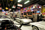 Filmmaker Michael Brown Shows Off his Texas Corvette Collection