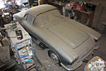 Corvettes on eBay: 1961 Corvette is a True Barn Find