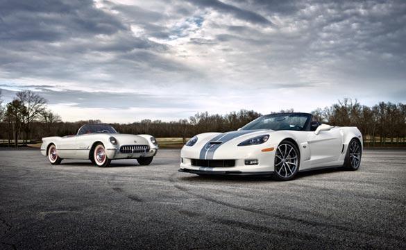 Corvette's Signature Design Cues Prevail Over 60 Year History