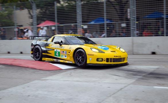 Corvette Racing at Baltimore: Racin' in the Streets