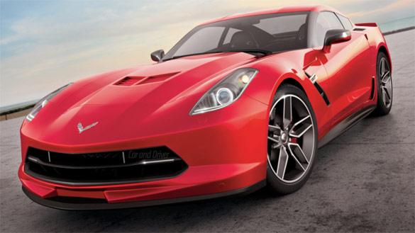 Car and Driver: Secrets of the Next Corvette