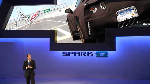 Detroit News: 2014 C7 Corvette Will Hog the spotlight at Detroit Auto Show