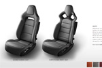 The Seating Options in the 2014 Corvette Stingray