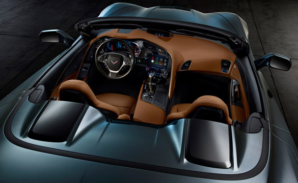 Introducing the 2014 Corvette Stingray Convertible