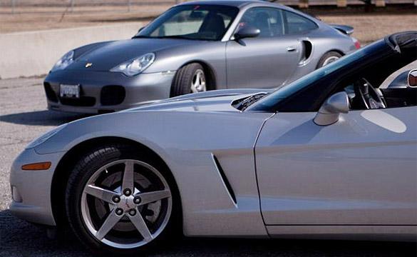 Great Automotive Rivalries: 911 vs. Corvette