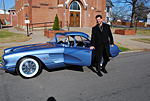 The Saint Bernard Classic Corvette Giveaway is Back with a 1960 Corvette Roadster