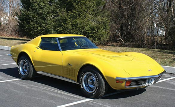 Corvette Auction Preview: Auctions America at Spring Carlisle