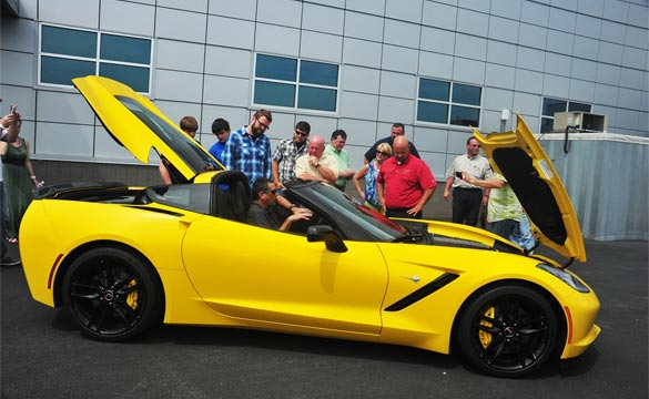 [VIDEO] Top Gear USA's Rutledge Wood Visits the National Corvette Museum