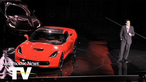 GM's Mark Reuss Responds to Dealers Regarding Rollout of the 2014 Corvette Stingray