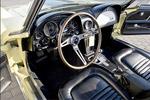 1967 Yellow / Black 427/435 Corvette Convertible