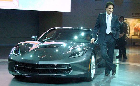 Chevrolet Prices the 2014 Corvette Stingray in Canada at $52,745
