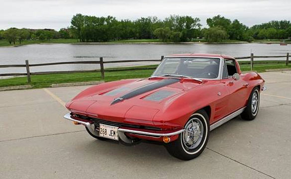 Owner Recounts 40 Years Behind the Wheel of His 1963 Corvette Coupe