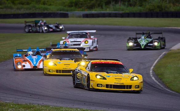 Corvette Racing at Lime Rock: Second Place Finish for Garcia and Magnussen