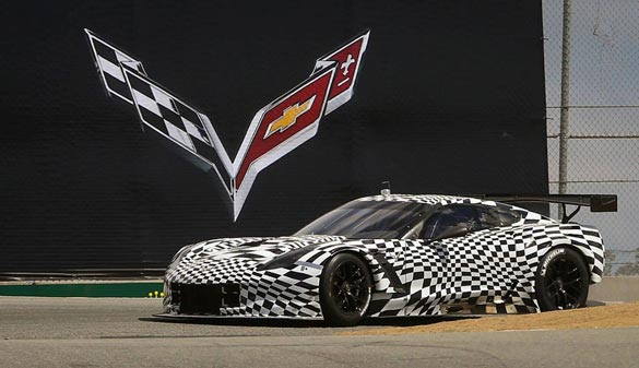 [VIDEO] Corvette Racing at the 2013 24 Hours of Le Mans