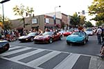2013 Corvettes at Carlisle - Downtown Parade