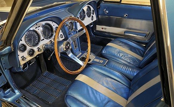 Harley Earl's Personal Corvette