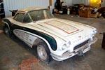 Corvettes on Craigslist: Barn Find 1961 Corvette Fuelie