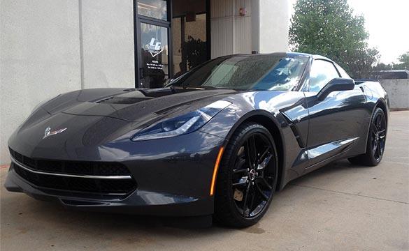 [VIDEO] LG Motorsports Adds Long Tube Headers to 2014 Corvette Stingray