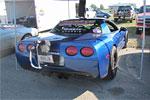 Someone in Ontario Canada Stole this C5 Corvette Racer