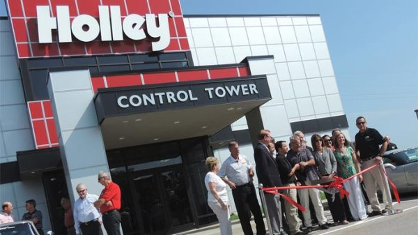 Holley Control Tower and Winding Road Race Store ...