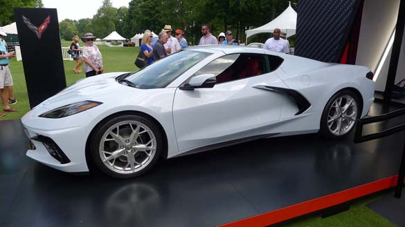 The 2020 Corvette Stingray Goes 0-60 MPH in 2.9 Seconds; Runs Quarter Mile in 11.2 @ 121 MPH