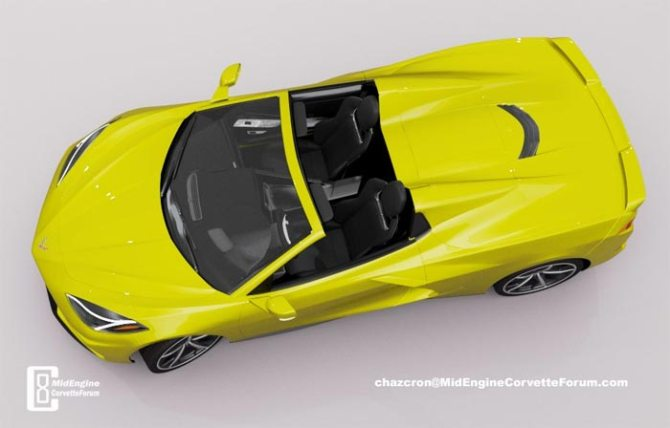 [VIDEO] Chazcron Raises the Roof on the C8 Corvette Hard Top Convertible
