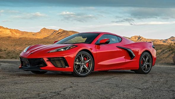2020 Corvette Named Car of the Year by Popular Mechanics