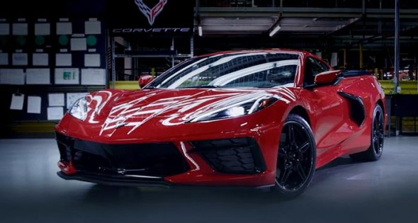 [VIDEO] The Making of the All American C8 Corvette