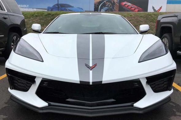 [PICS] Corvette Heaven Part II: 2020 Corvettes at the Corvette Assembly Plant