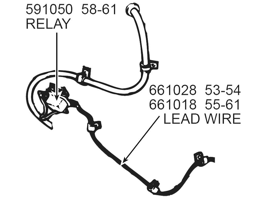 55 61 Neutral Safety Switch Wire