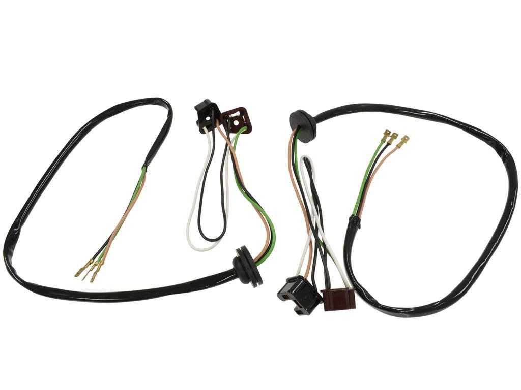 58 62 Headlight Bucket Wire Harness