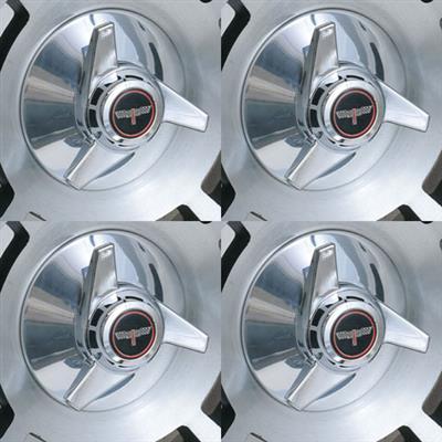 76 82 Wheel Spinner Kit Swept Ear Corvette Central