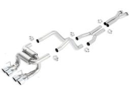 c6 z06 zr1 exhaust options high